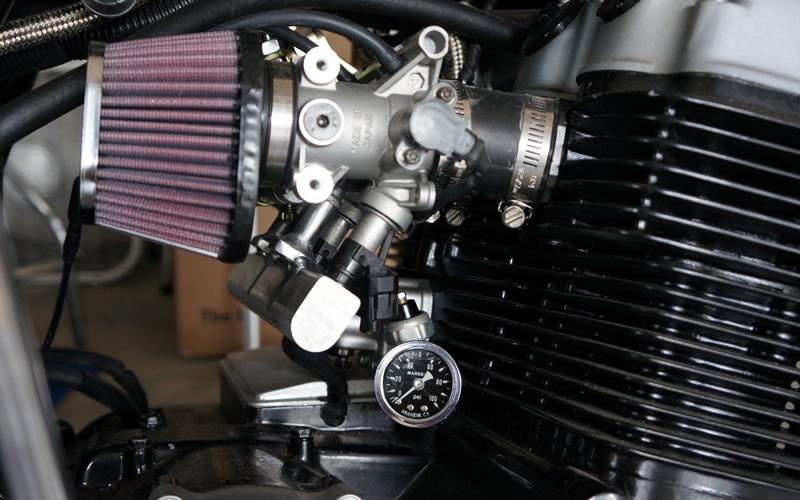 Oil Pressure Gauge Adapter – J  Webster Designs