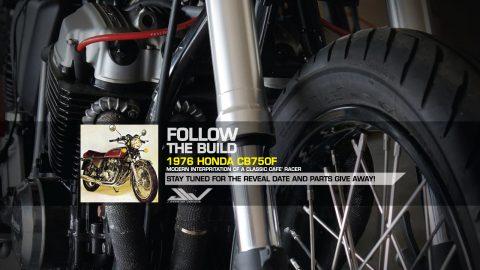 "Honda CB750F Super Sport Project ""SHINOBI"""